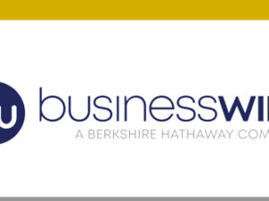 PRESS MENTION | Business Wire